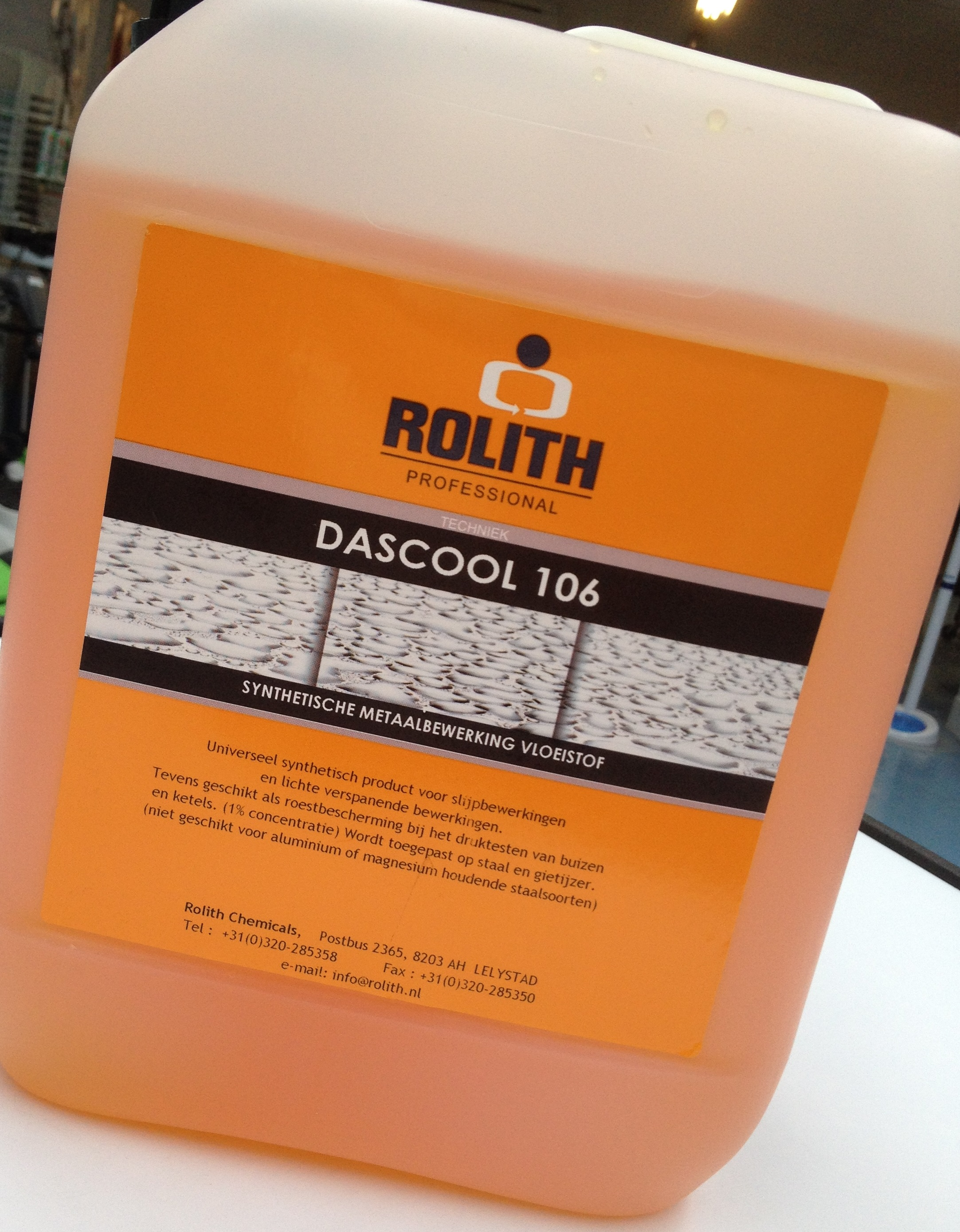 Dascool 106 everclean for Meubilair reinigen