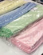 Microvezel stofdoek 40x40cm kleuren